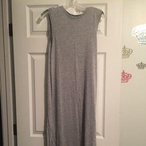 H&M Basic Maxi Dress with Slits Size XS